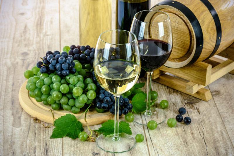 白ワインと赤ワインは生産方法からして違う?